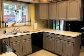 Minimalist Kitchen Cabinets by Cheap Modern Minimalist Kitchen Design With Grey Cabinet Trend