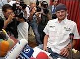 Vencedor da Volta da França nega doping
