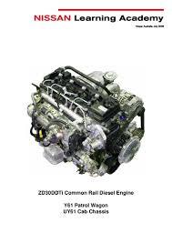manual engine zd30 nissan