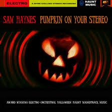 halloween sounds cd sam haynes u0027