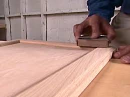 Oak Kitchen Cabinets Refinishing How To Reface And Refinish Kitchen Cabinets How Tos Diy