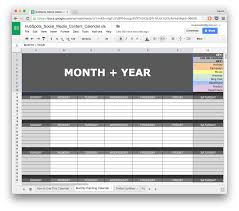 Recruiter Daily Planner Template 10 Ready To Go Marketing Spreadsheets To Boost Your Productivity Today