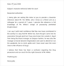 Employment Reference Letter Template Free