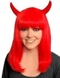 halloween mens wigs womens mens ladies vampire halloween horror devil fancy dress