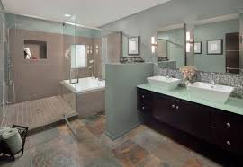Small Bathroom Remodeling Ideas Budget by Decoration Ideas Captivating Black Ceramic Mosaic Subway