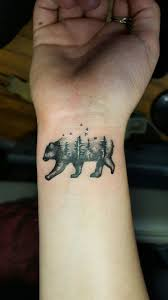 cool little tattoo best 20 bear tattoos ideas on pinterest u2014no signup required tree