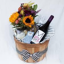 toronto gift basket with local artisan food u2013 present day