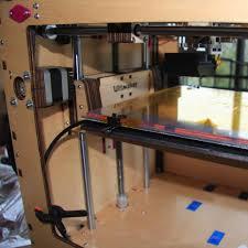 3d printer improvements homemade heated bed