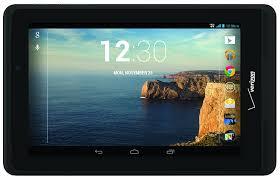 black friday verizon 2014 amazon com verizon ellipsis 7 4g lte tablet black 7 inch 8gb