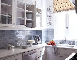 House Beautiful Kitchen Design Suzie House Beautiful Small Cozy White U0026 Blue Kitchen Design