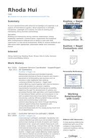 Teamwork Resume Sample by Service Coordinator Resume Samples Visualcv Resume Samples Database