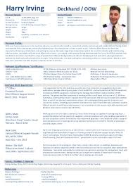 Resume Sample Format For Seaman by Able Bodied Seaman Resume Contegri Com