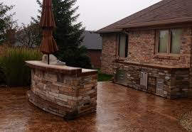 Mr Pool And Mrs Patio by Indianapolis Concrete