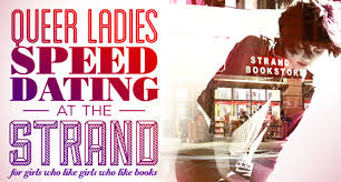 read a f cking book   Autostraddle   Page   Queer Ladies Speed Dating at Strand Bookstore Happened  Was A Huge Success