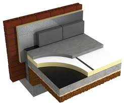 Insulating Basement Concrete Walls by Insulation For Basement Walls And Floors