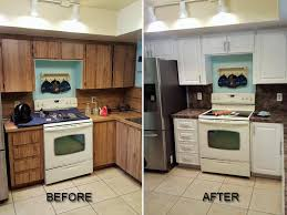 Kitchen Cabinet Refacing Before And After Photos Before U0026 After Pictures Of Kitchen Cabinet Refacing Call Now For