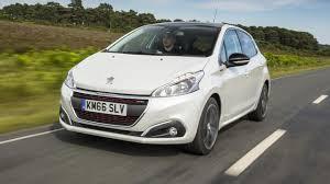 peugeot 2016 models 2017 peugeot 208 review top gear