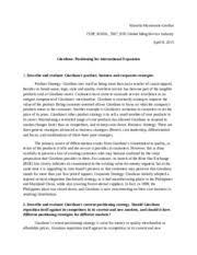 Giordono Case Study   Retail   Supply Chain