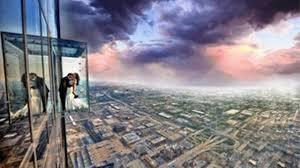 willis tower skydeck launches valentine u0027s day wedding contest