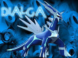 Minecraft Dialga Map