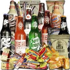 Soda and Candy in America