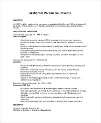 Pipefitter Resume Example by Firefighter Resume Template 7 Free Word Pdf Document Download