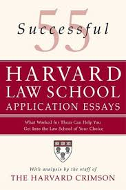 law school admission essay samples