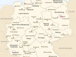 Map Germany by Download Map Of Ermany Major Tourist Attractions Maps