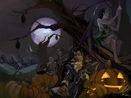 spooky halloween background free 2013 scary halloween wallpaper 20