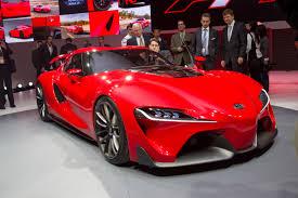 New Supra Price Toyota Ft 1 Concept Revealed Auto Express