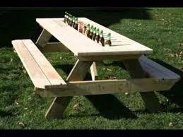 Wooden Folding Picnic Table Plans by Round Picnic Table Small Picnic Table Folding Picnic Table Plans
