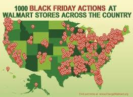 black friday target map store national walmart protest reaches east county as leafletters target