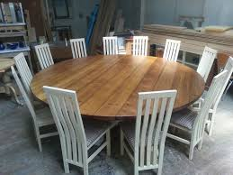 Best  Large Round Dining Table Ideas On Pinterest Round - Large dining rooms