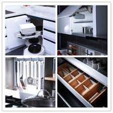 Ready Made Kitchen Cabinets by China High Gloss Lacquer Ready Made Kitchen Cupboards White Metal