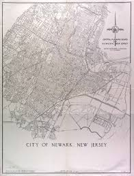 Map Of Pennsylvania And New Jersey by Newark Maps The Newark Experience Research Guides At Rutgers