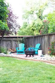 Backyard Cement Patio Ideas by Best 20 Backyard Patio Ideas On Pinterest Backyard Makeover