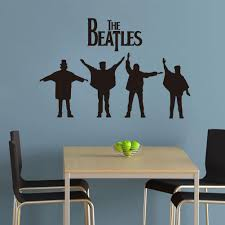 the beatles wall sticker large home decals vinyl wall art quote the beatles wall sticker large home decals vinyl wall art quote decor mural for living room bedroom wall stickers home decor decorative wall decals wall art