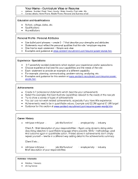 strong words for resumes curriculum vitae resume template for server position create