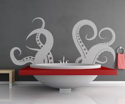 vinyl wall decal sticker tentacles os mb316