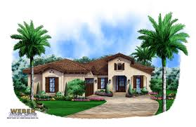 Single Story House Styles Southwestern House Plans Southwestern Style Architucture Stock
