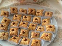 حلويات مغربية بالكوك حلويات مغربية