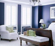 Pretty Blue Color With White Crown Molding Inspiration Blue - Bedroom colors blue