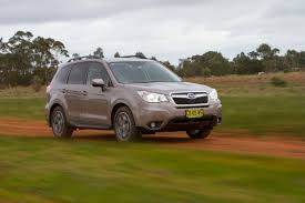 2015 subaru forester diesel cvt review practical motoring
