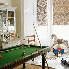 Pool Table In Dining Room by The Small House Making The Most Of Your Space The Inspired Room