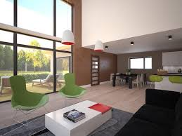 house plans with big windows in back
