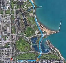 Grant Park Chicago Map by The 5th Ward U0027s Leslie Hairston Chicago U0027s Most Auto Centric