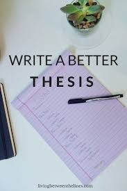 ideas about Academic Writing on Pinterest   Research Paper     There are five keys to a good thesis  and a good thesis is the foundation of a good paper  College student tips for writing papers