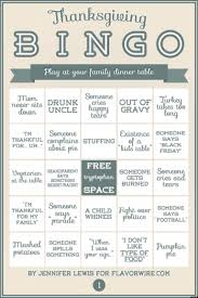 free funny thanksgiving pictures thanksgiving bingo flavorwire covers all possible scenarios