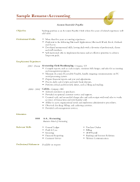 Cosmetologist Resume Objective Staff Accountant Resume Objective Resume For Your Job Application