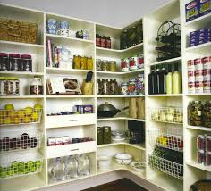 Kitchen Organization Ideas Small Spaces by Kitchen Pantry For Small Spaces Gramp Us